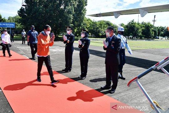 Presiden Jokowi resmikan Bandara Toraja senilai Rp800 miliar