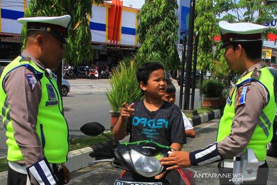 Mayoritas kecelakaan lalu-lintas di Rejang Lebong anak di bawah umur