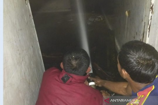 BPBD berhasil padamkan kebakaran di tiga rumah warga di Aceh Barat