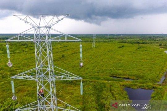 Pemrov Kalbar terbitkan lokasi SUTT 150 kV Trans Kalimantan