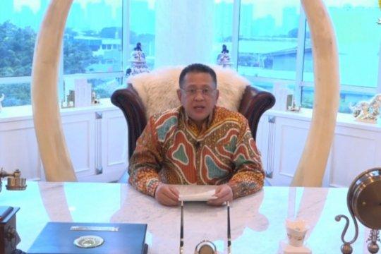 MPR: Pembahasan PPHN tidak bahas masa jabatan Presiden