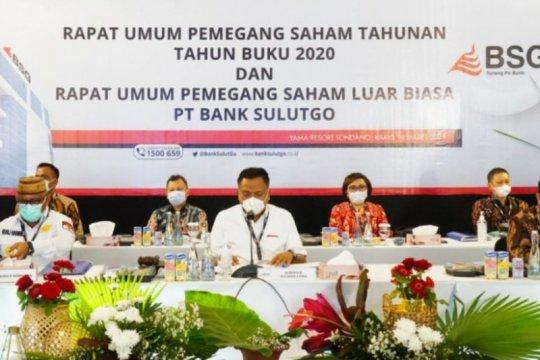 Pemprov Gorontalo tambah saham Rp10 miliar di BSG