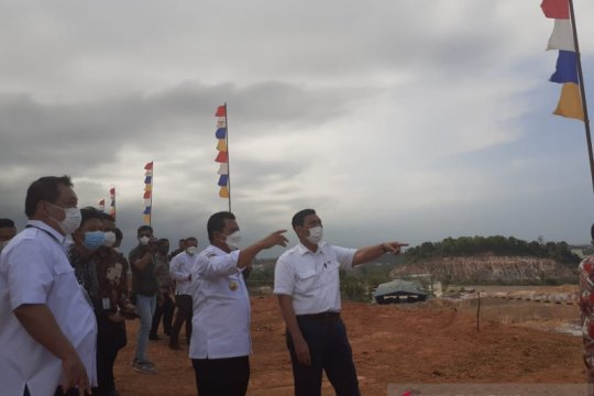 Luhut: Pembangunan jembatan Batam-Bintan tunggu studi kelayakan