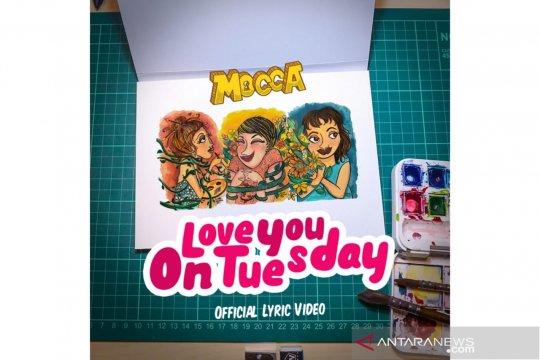 "Mocca gandeng 81 ilustrator untuk video lirik ""Love You on Tuesday"""