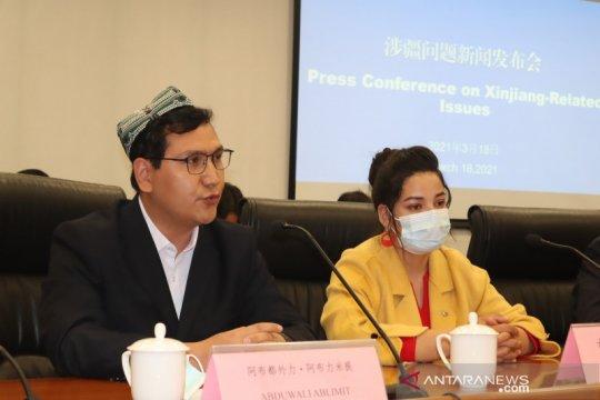 Komunitas Muslim Uighur undang media global saksikan ritual Ramadhan
