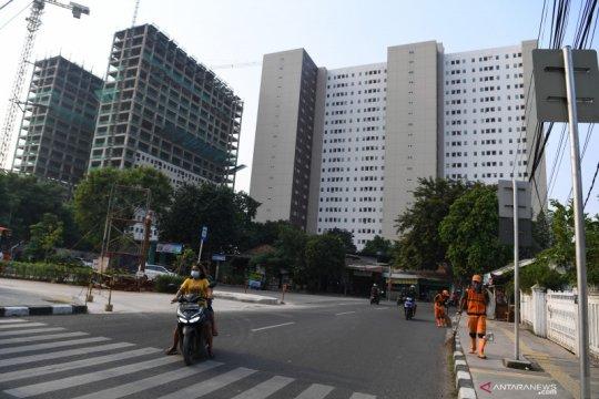 Pandemi, konsultan: Harga jual apartemen di Jakarta relatif stagnan