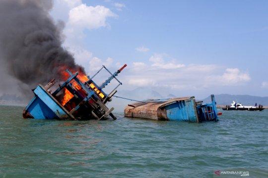 Pemusnahan kapal ikan negara asing