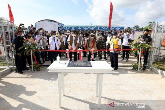 Rumah sakit khusus COVID-19 di Bangka Belitung diresmikan