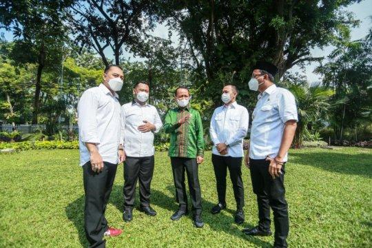 Kepala BKPM bertemu tiga kepala daerah di Surabaya Raya