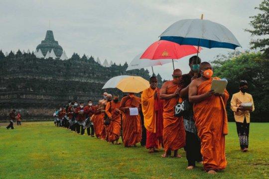 Wisata religi bisa bantu pulihkan pariwisata Borobudur