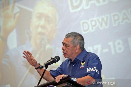 Waketum NasDem instruksikan kantor partai jadi tempat pelayanan publik