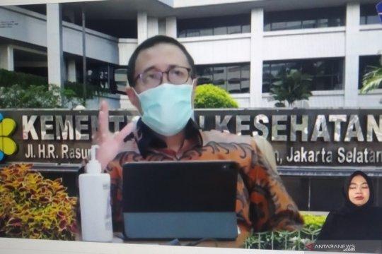 Kemenkes latih nakes puskesmas luar Pulau Jawa tangani COVID-19