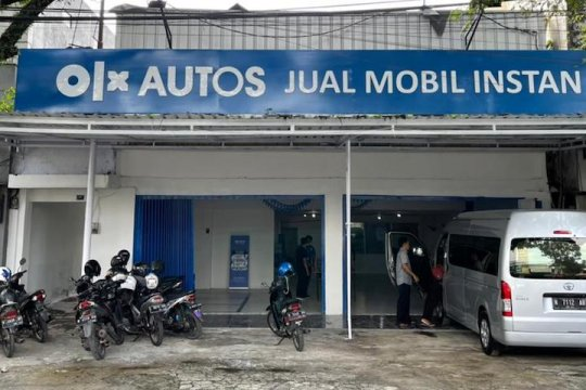 "OLX Autos buka layanan ""inspection center"" baru di Malang"