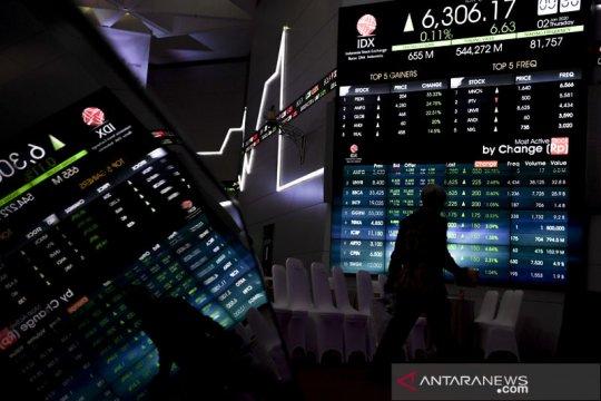 IHSG ditutup naik, ditopang antisipatif investor atas data ekonomi AS