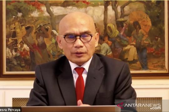 Muslim Indonesia di Inggris bersilaturahmi melalui pengajian online