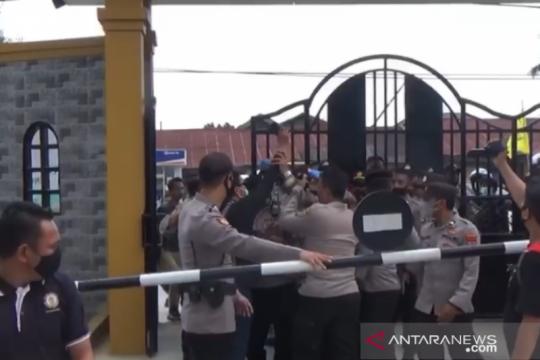Kapolda didesak tindak tegas oknum polisi pemukul wartawan