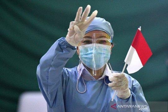 Penambahan kasus positif COVID-19 Jakarta Jumat (19/3) sebanyak 1.588