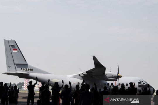 Ferry Flight pesawat terbang CN235-220