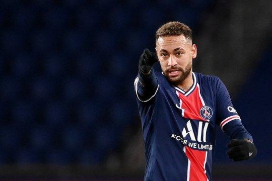 PSG sudah bisa mainkan lagi Neymar