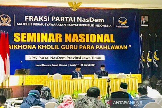 NasDem targetkan Syaikhona Kholil bergelar pahlawan nasional tahun ini