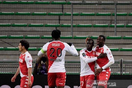 Monaco cukur Saint-Etienne 4-0