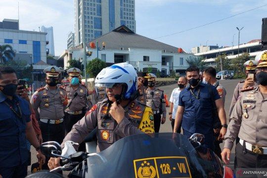 """Kapolda Metro bubarkan """"Sunmori"""" yang tidak tertib di Jakarta"""