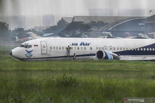 KNKT diminta selidiki alasan Trigana Air take off dari Halim