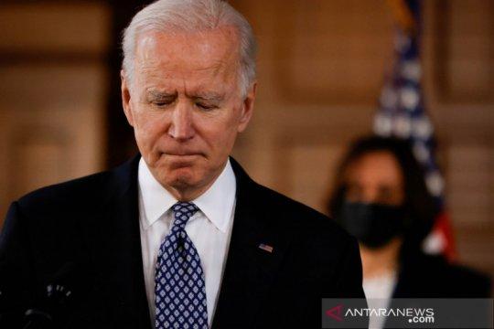 Biden desak PM Israel turunkan ketegangan di Gaza