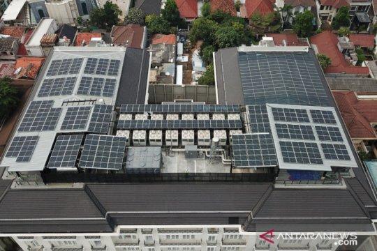 Kementerian ESDM: PLTS atap kunci keberhasilan bauran energi nasional