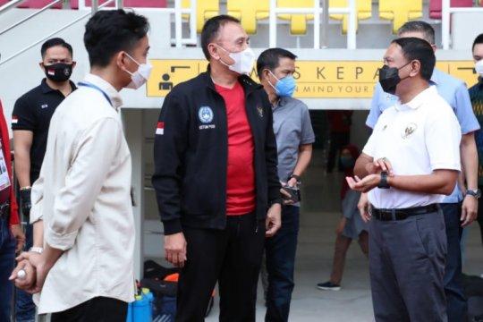Menpora optimistis pembukaan Piala Menpora 2021 di Solo lancar