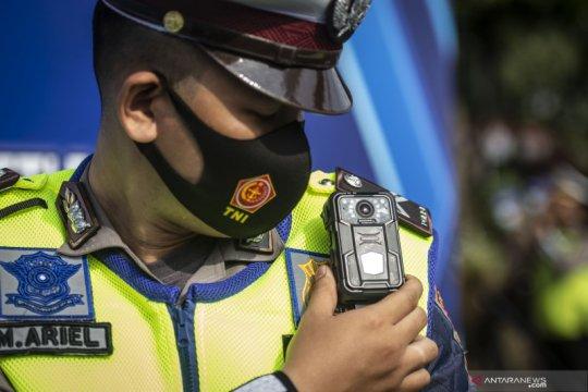 Polda Metro luncurkan 30 kamera ETLE Mobile