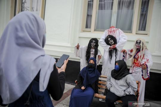 Penurunan jumlah wisatawan di Kota Bandung