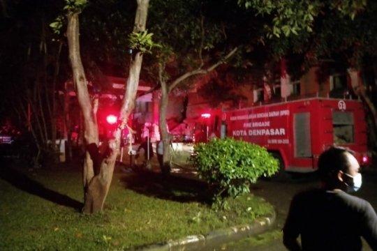 Polisi selidiki penyebab kebakaran di Kantor KLHK Bali-Nusra