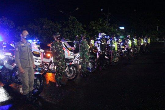 Patroli gabungan di Lebak kembali digelar cegah kejahatan