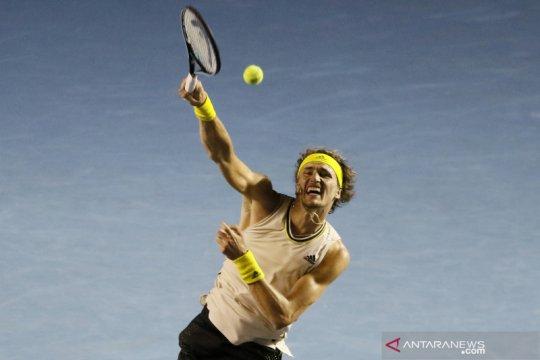 Tenis Mexican Open: Zverev melaju ke final setelah kalahkan  Koepfer
