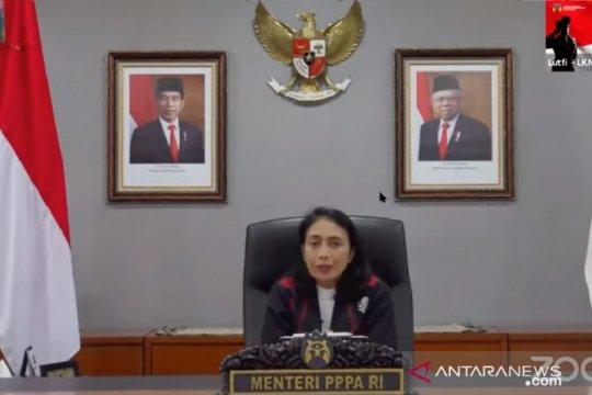 Menteri PPPA minta orang tua jadi panutan bagi anak