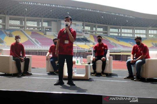 Wali Kota Solo ingatkan nonton di rumah jelang Piala Menpora 2021