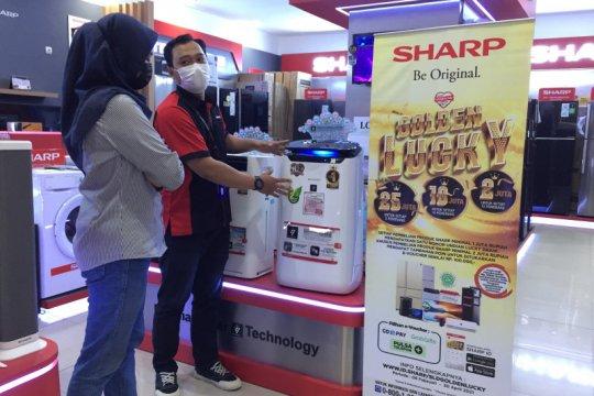 """Sharp Indonesia optimis pasar elektronik """"rebound"""" tahun ini"""