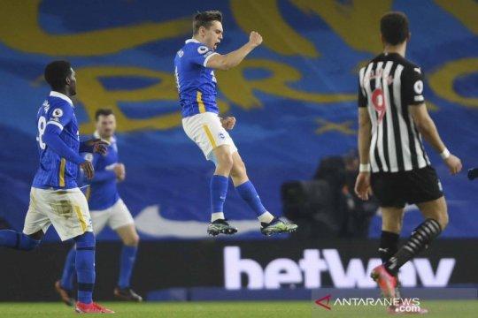 Liga Inggris: Brighton & Hove Albion menang 3-0 atas Newcastle United