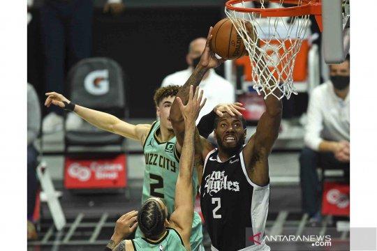 NBA: LA Clippers menang 125-98 atas Hornets
