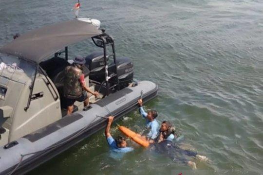 Kapal motor tenggelam di Teluk Jakarta, tiga penumpang meninggal