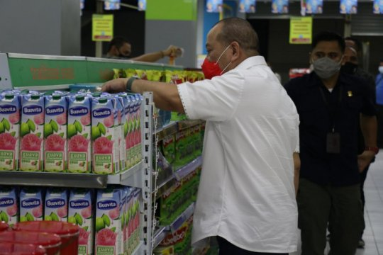 Ketua DPD RI dorong Jaminan Produk Halal RI bersaing di pasar global