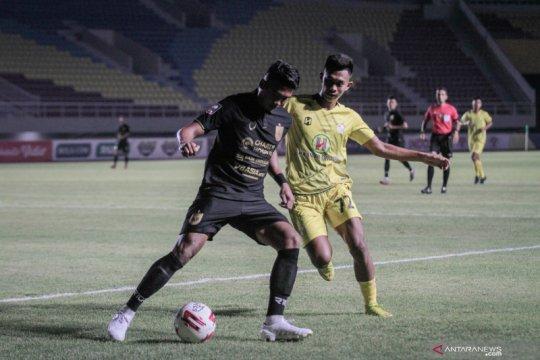Djanur puji daya juang Barito Putera kejar defisit tiga gol dari PSIS