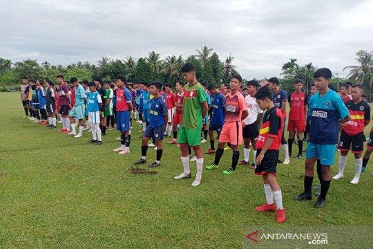 PSSI Sumbar gelar seleksi pemain proyeksi Timnas U-16 dan U-19