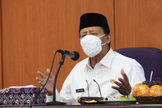 Gubernur Banten kembali perpanjang PSBB untuk ketujuh kalinya
