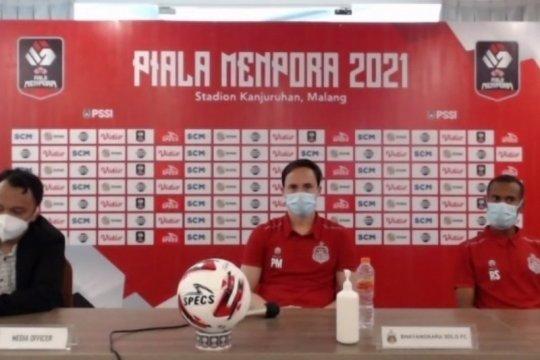 Lawan Borneo, Paul Munster bakal maksimalkan pergantian pemain