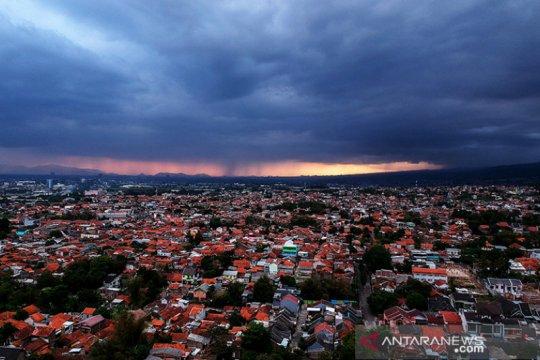 Perubahan iklim sebabkan frekuensi cuaca ekstrem Indonesia kian sering