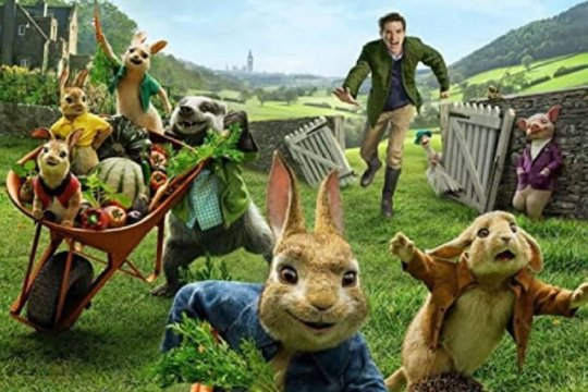"""Peter Rabbit 2"" diundur penayangannya hingga Juli 2021"