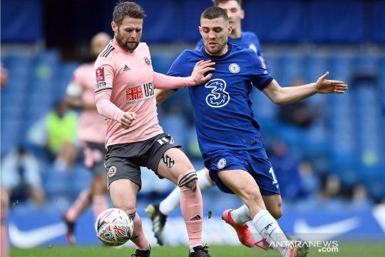 Piala FA: Chelsea menang 2-0 lawan Sheffield United