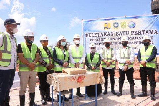 Kementerian PUPR realisasikan pembangunan rusun Stisipol Tanjungpinang
